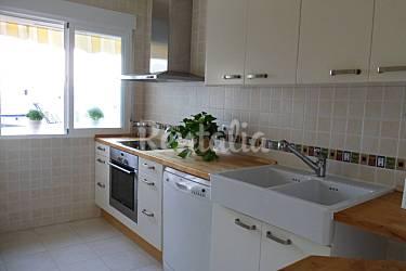 Dúplex Cocina Granada Albuñol Apartamento