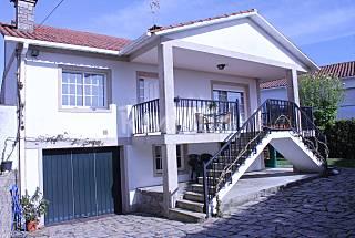 Casa para alugar a 100 m da praia Pontevedra