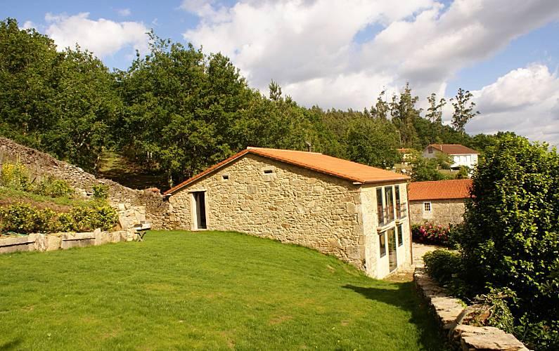 Casa con piscina privada - Casa do Cebro  VT-00062 A Coruña/La Coruña