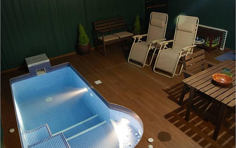 Yacuzzi O Jacuzzi.Apartamento Con Jacuzzi Climatizado Cerca De Playa El