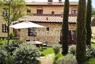 Tuscany Villas La Casetta del Borgo San Gimignano Florence