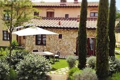 San Gimignano Resort La Casetta del Borgo Siena