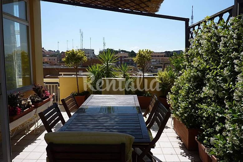 Appartement de 3 chambres à Rome Rome