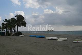 Apartment  100 meters from the beach 6 persons Almería