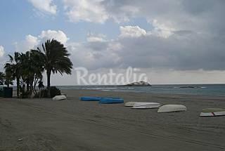 Apartamento para 6 personas a 100 m de la playa Almería