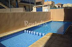 Apartment for rent only 1000 meters from the beach Murcia