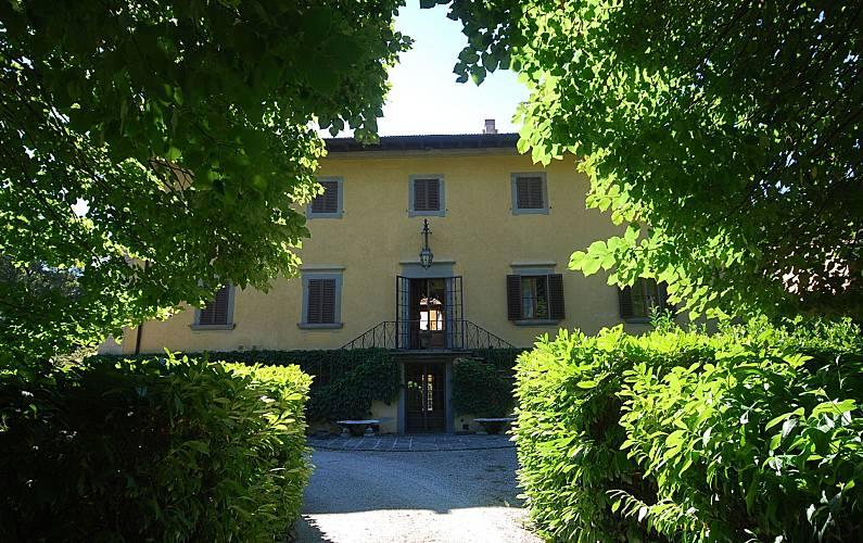 Villa Poggiolo Firenze