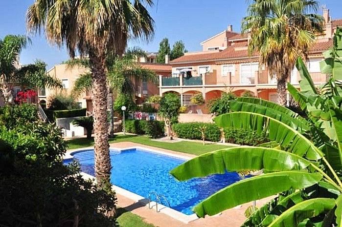 Apartamento en alquiler en catalu a cambrils badia - Alquiler apartamento en cambrils ...