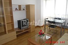 Apartamento de 2 habitaciones a 500 m de la playa Asturias