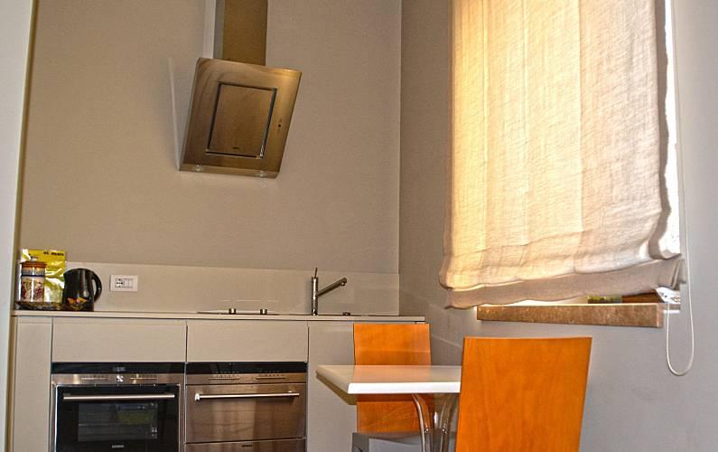 Apartamento para 2 personas en morro d 39 alba morro d 39 alba - Ancona cocinas ...