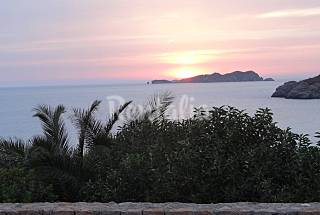 House with 5 bedrooms,swimming pool,50m from beach Ibiza