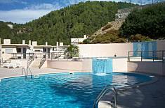 Promoção t2 condomínio com piscina a 150m da praia Setúbal