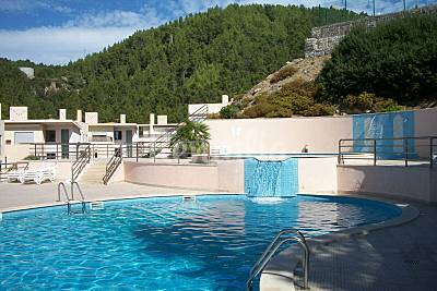T2 com piscina a 150m da praia (WiFi Gratuito) Setúbal