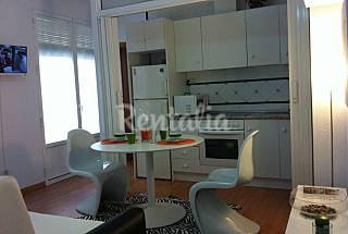 Apartamento en alquiler en Alicante/Alacant centro Alicante