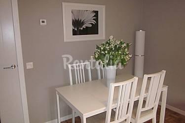 Dúplex Comedor Asturias Oviedo Apartamento