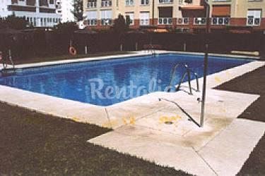 Apartamento en alquiler a 50 m de la playa valdelagrana for Piscina 50 metros cadiz