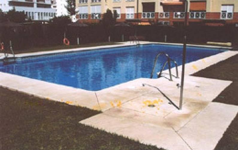 Apartamento en alquiler a 50 m de la playa valdelagrana for Piscina municipal el puerto de santa maria