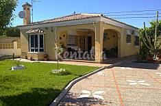 Villa para 6-8 personas a 3 km de la Playa Barrosa Cádiz