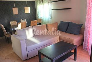Apartamento de 2 habitaciones a 1.9 km de la playa Alicante