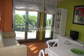 Appartement pour 4-5 personnes à 20 m de la plage Pontevedra