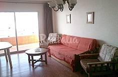 Apartamento de 2 habitaciones en 1a línea de playa Valencia