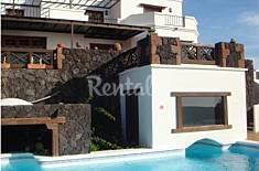 Maravillosa Villa de lujo en La Asomada Lanzarote