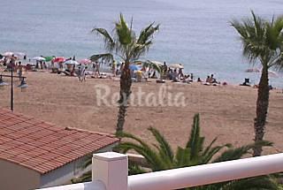 Apartamento para 6 personas en 1a línea de playa Castellón