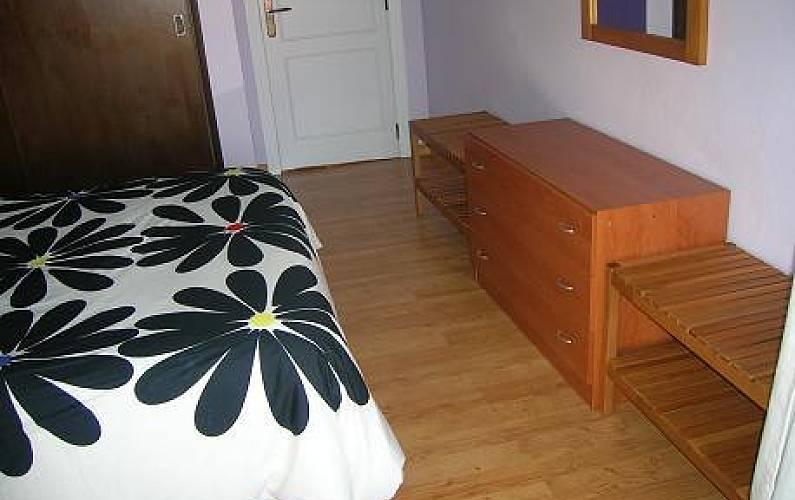 T-1 Bedroom Algarve-Faro Portimão Apartment - Bedroom