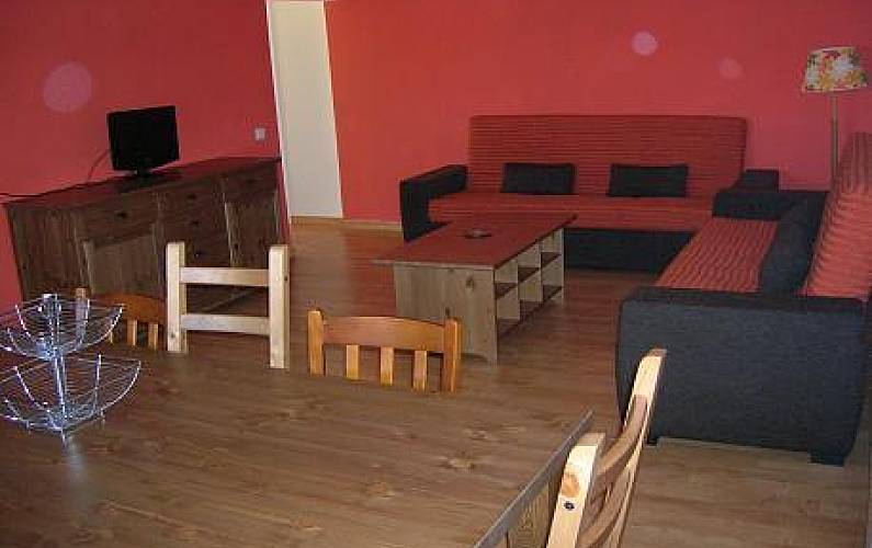 T-1 Dining-room Algarve-Faro Portimão Apartment - Dining-room