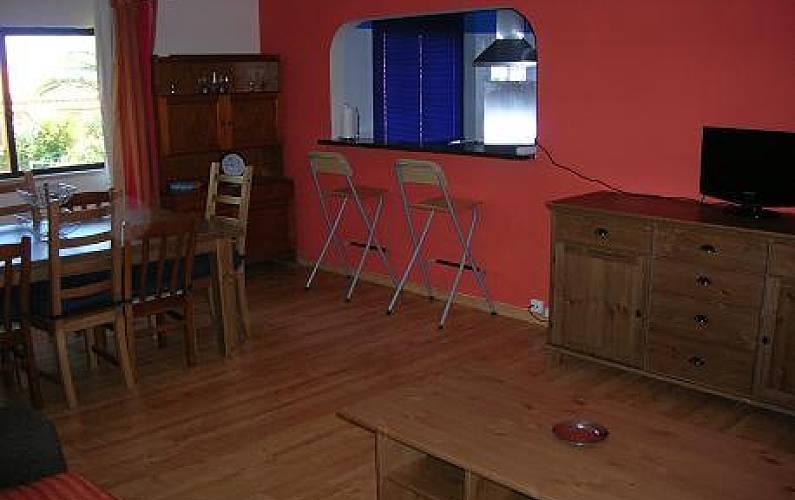 T-1 Living-room Algarve-Faro Portimão Apartment - Living-room