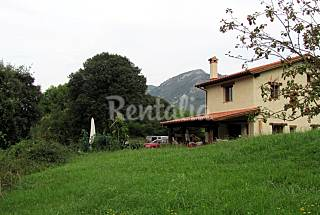 Detached Villa for 6-9 people - 5km to the beach Asturias