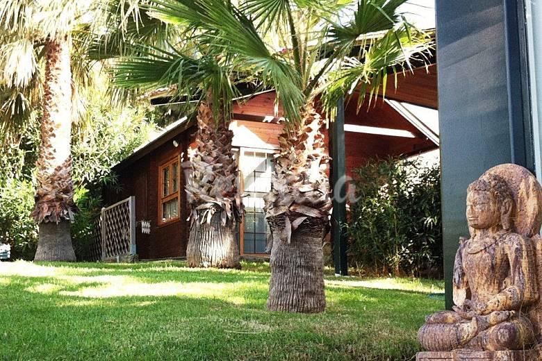 Casas de madera en valdevaqueros casas de porro tarifa - Casas de madera cadiz ...