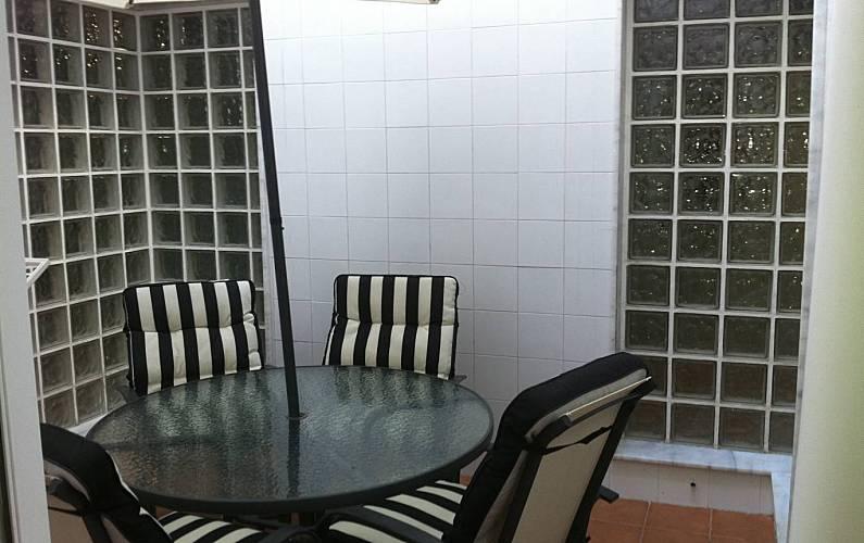 Apartment Terrace Pontevedra Cangas Apartment - Terrace