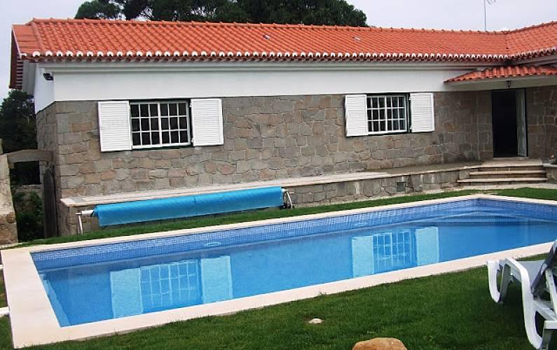 Vivenda Exterior da casa Lisboa Sintra vivenda - Exterior da casa