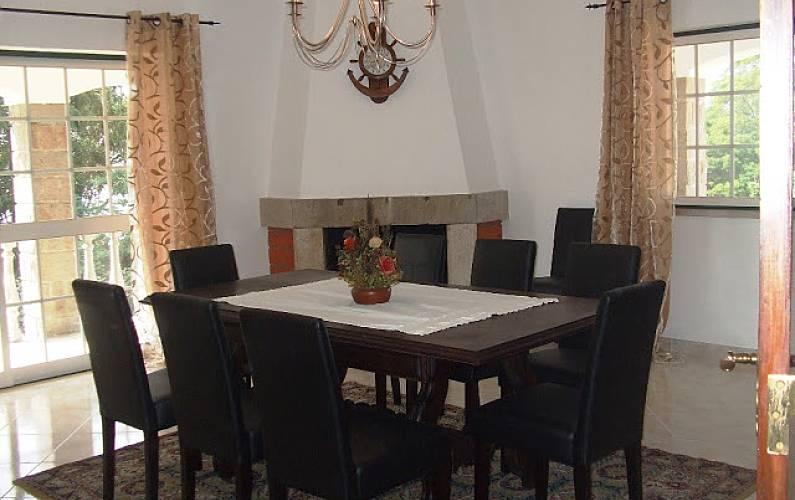Villa Dining-room Lisbon Sintra villa - Dining-room