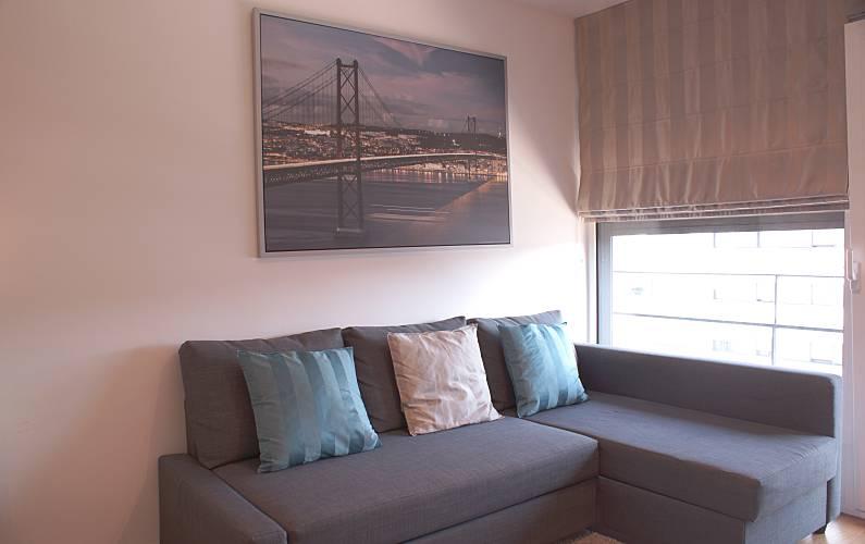 Welcome Here | Tranquility Apt Lisboa Lisboa -