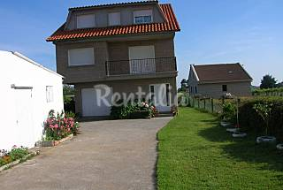 House for rent only 500 meters from the beach Pontevedra