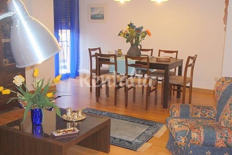 Apartamento para 2 6 personas nuevo revenga segovia segovia camino de santiago de madrid - Apartamentos aralso segovia ...
