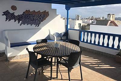 Appartamento con 2 stanze a 1500 m dalla spiaggia Lanzarote
