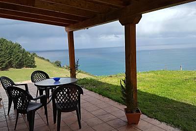 Casa para 6 personas a 2 km de la playa Guipúzcoa