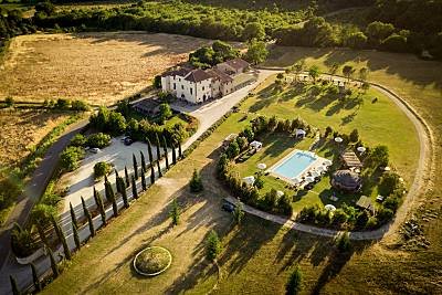 Apartamento en alquiler en Toscana para 3 personas Arezzo
