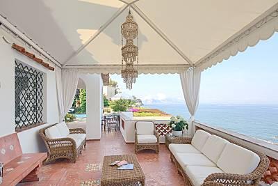 Villa bouganville Napoli