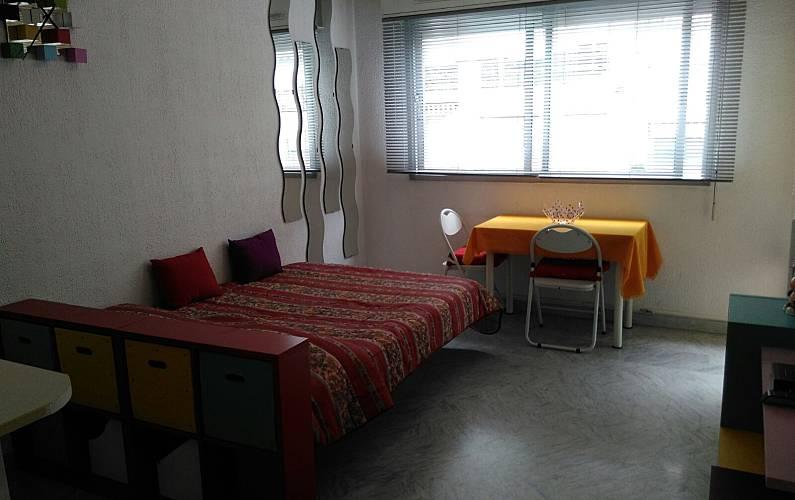 Nice Salotto Alpi Marittime Nizza Appartamento - Salotto