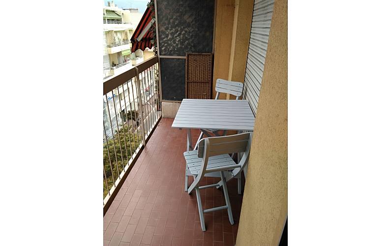 Nice Terrazza Alpi Marittime Nizza Appartamento - Terrazza
