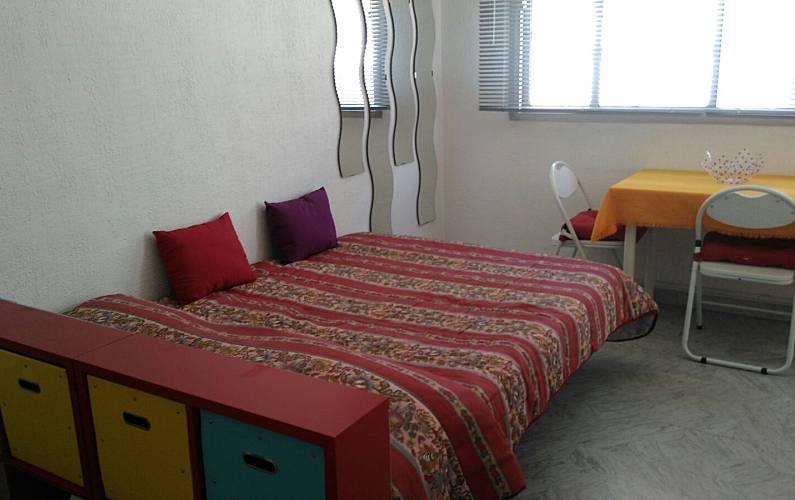Nice Nizza Ницца beach apartment Alpi Marittime - Salotto
