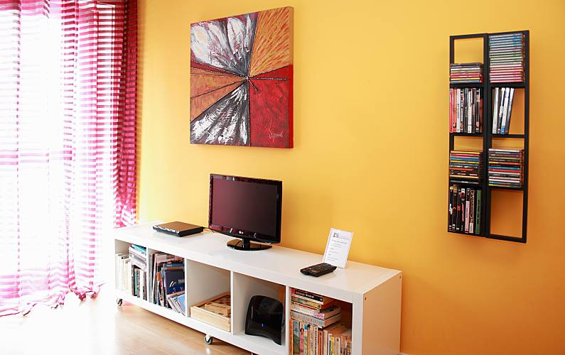 Porto center - Romantic Apart Porto - Living-room