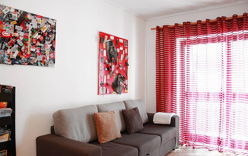 Porto Living-room Porto Porto Apartment - Living-room