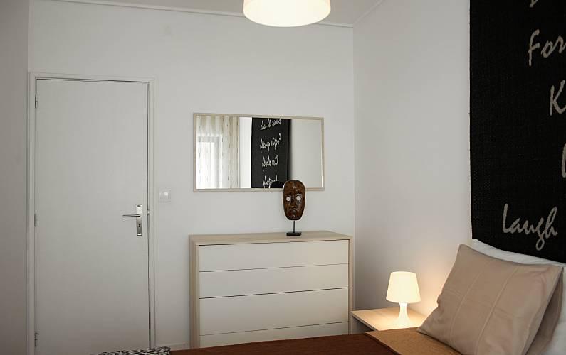 Porto Bedroom Porto Porto Apartment - Bedroom