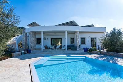 Villa con piscina privata Lecce