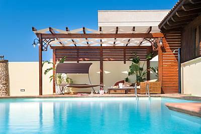 Villa con 3 stanze a 1000 m dalla spiaggia Lecce
